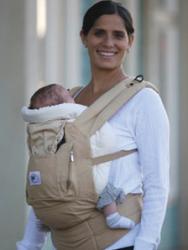 Рюкзак переноска для новорожденных