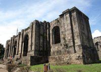 Руины собора Святого апостола Сантьяго