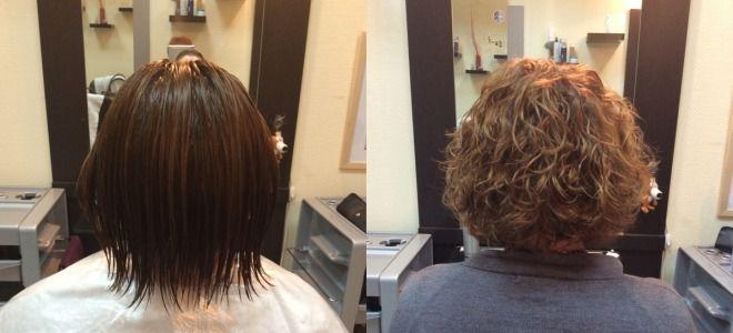 Как выглядит карвинг волос раз