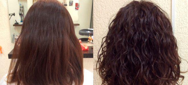 Как выглядит карвинг волос два