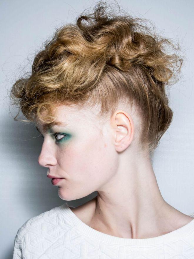 Карвинг волос как укладывать восемь