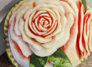 Rzeźbiarstwo warzyw i owoców 27