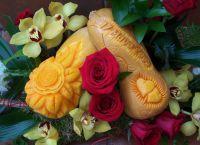 Rzeźba owocowo-warzywna 31