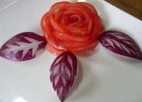 Rzeźbienie warzyw i owoców 32
