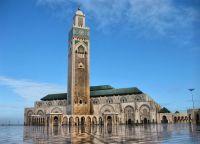 Большая мечеть Хассана II