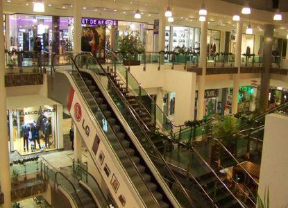 Крупнейший торговый центр Moroccomall