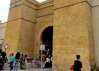 Марракешские ворота в Старой медине
