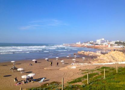 Пляжи Касабланки