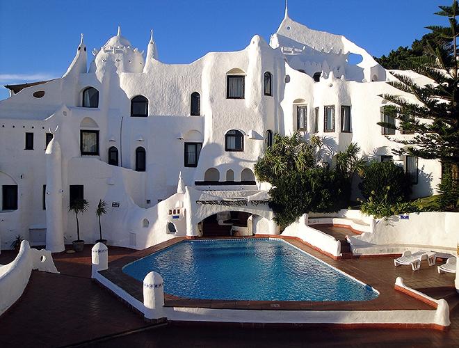 Отель Касапуэбло с бассейном