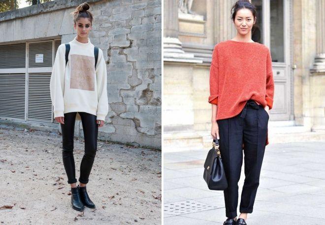 модели женских свитеров из кашемира