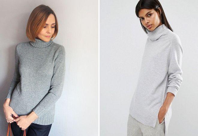 как стирать кашемировый свитер