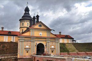 Zamki Białorusi2