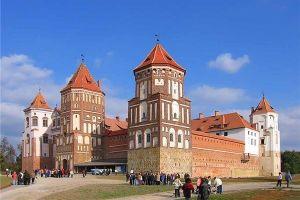 Zamki Białorusi4