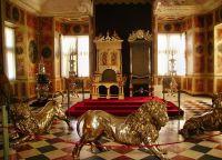 Замок Розенборг сокровища