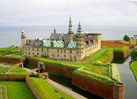 Замок Кронборг панорама