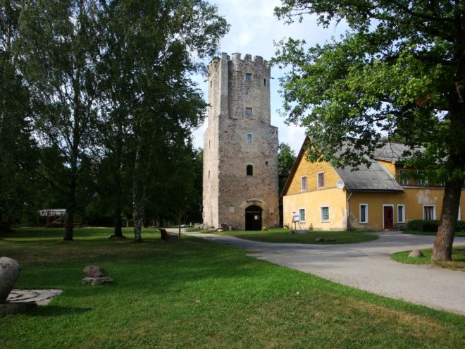 Замок Поркуни