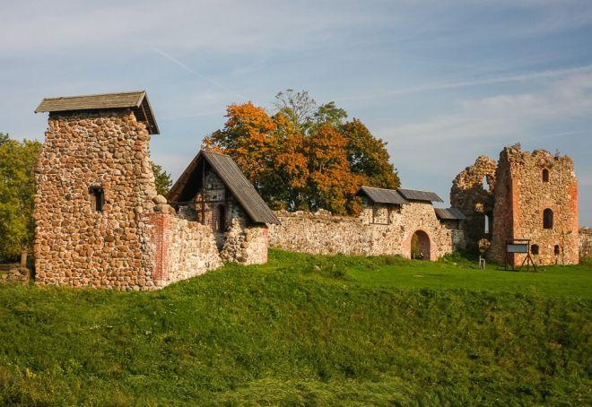Замок Каркси