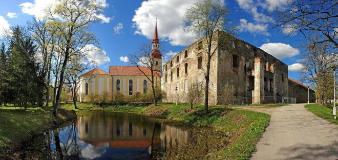 Замок Пылтсамаа