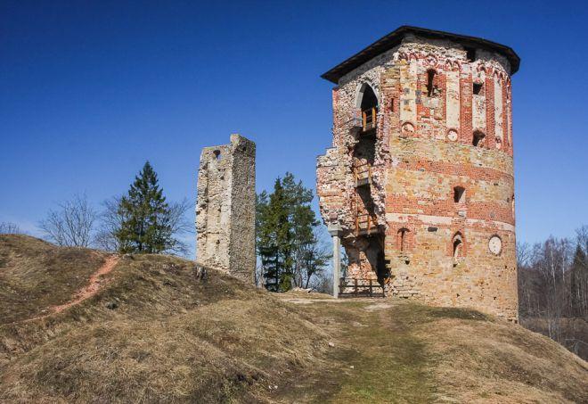 Замок Вастселийна