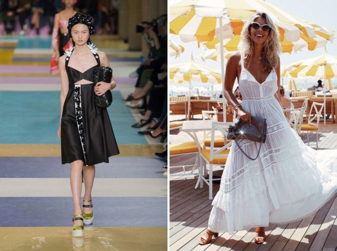 как выбрать повседневное платье