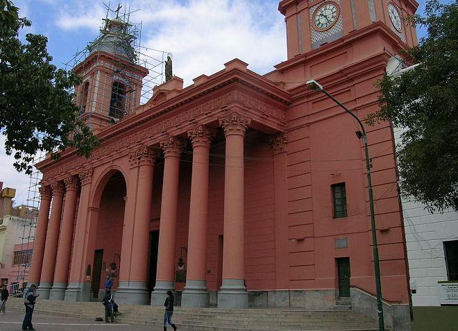 Собор Basilica de Nuestra Senora del Valle