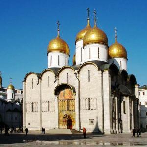 katedrala i hramova Moskve Kremlja