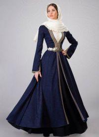 Kavkazské národní oblečení 2