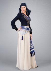 Kavkazská národní oděv 3