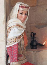 Kavkazská národní oblečení 5