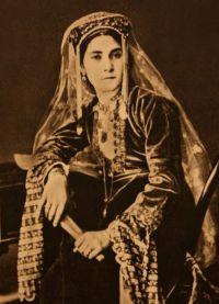Kavkazské národní oblečení 7