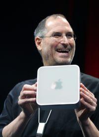 Стив Джобс участвовал в презентациях новых продуктов