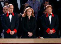 Принц Уильям, герцогиня Флория Гессенская, принц Гарри
