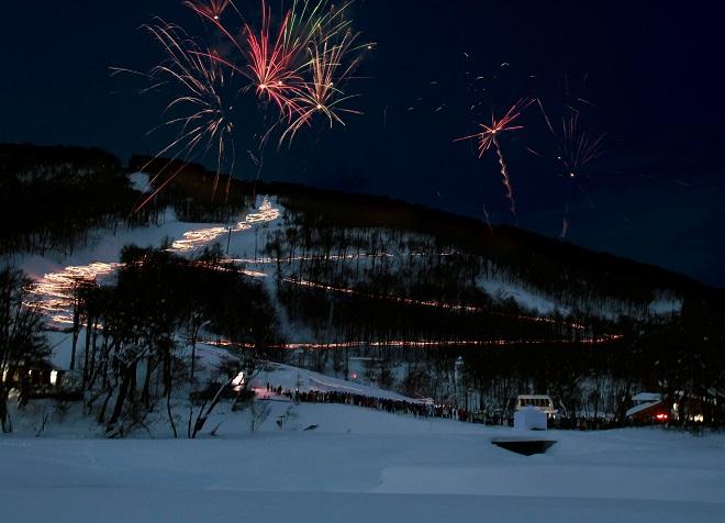 В день закрытия горнолыжного курорта