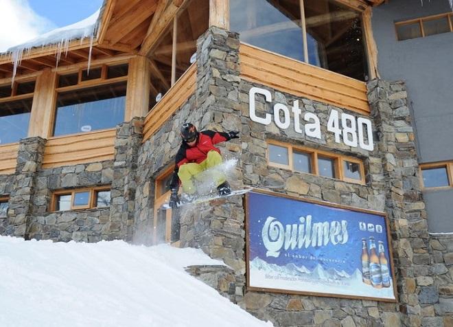Ресторан Cota 480