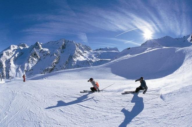 Сноубординг в Серро Кастор
