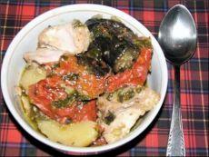 chanahi w wolnym przepisie na gotowanie