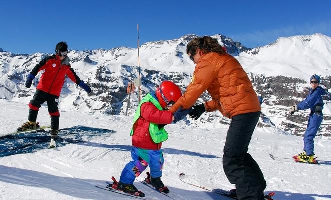 Школа юных горнолыжников