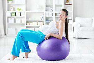 Obciążenie dla kobiet w ciąży 3 trymestr 1