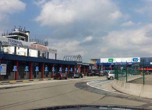 Парковка в аэропорту Шарлеруа