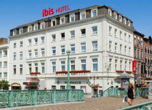 Отель ibis Charleroi Gare