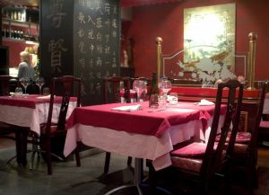 Ресторан L'Esprit Bouddha