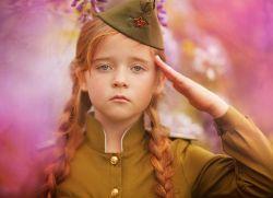 Chastooshka na 9 maja dla dzieci