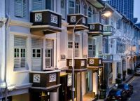 Park 22 Hotel в Сингапуре