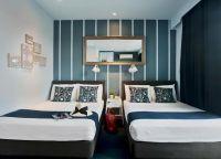 Номер в Park 22 Hotel в Сингапуре