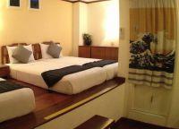 Номер в Perak Hotel в Сингапуре