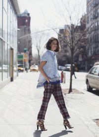 Плетени панталони 3