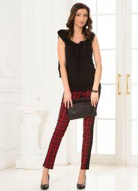 Плетени панталони 6