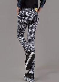 Плетени панталони 9