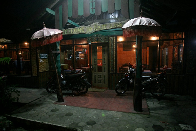 Кафе Cafe Lava