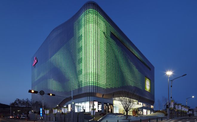 Торговый центр Galleria Centercity, Чхонан